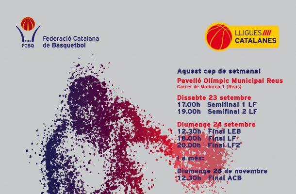 Les lligues nacionals catalanes al pavell ol mpic de reus - Pavello olimpic reus ...